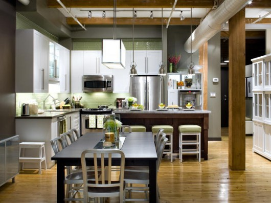 Classic-Meets-Modern-kitchen-530x397