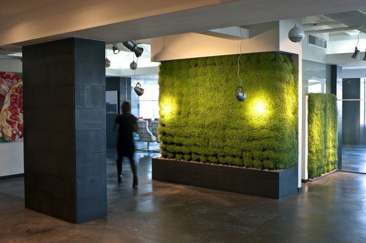 tseh architects transform a dull office into a glorious
