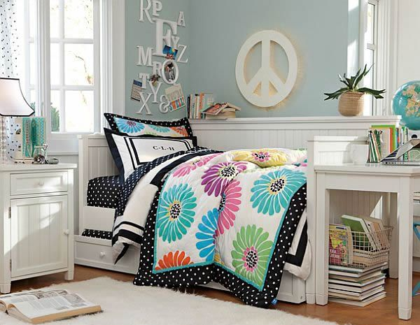 Teenage Girl Bedroom Ideas